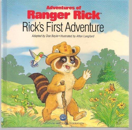 9780924483455: Rick's First Adventure (Adventures of Ranger Rick)