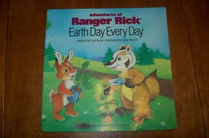 9780924483820: Earth Day Every Day (Adventures of Ranger Rick)