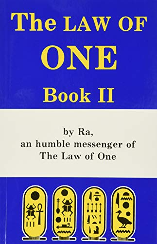 9780924608094: The Law of One, Book 2