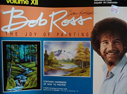 9780924639043: The Joy of Painting, Volume XII