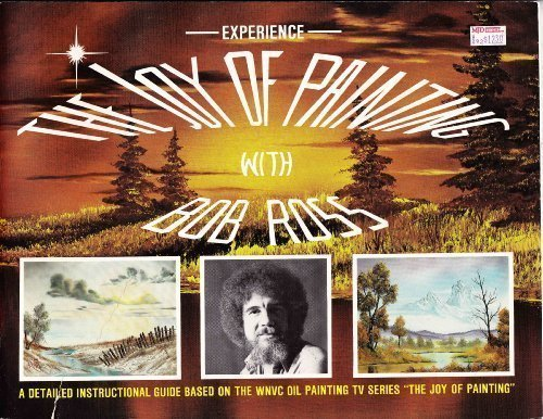 9780924639159: Experience the Joy of Painting With Bob Ross Vol 1