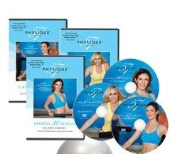 9780924654411: Physique 57 Workout Kit 3 Disc Set