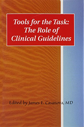 Tools For The Task: James E., MD Casanova