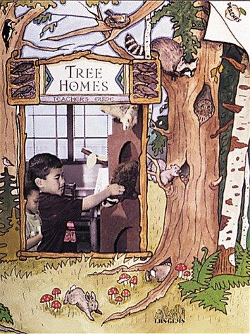 Tree Homes: Preschool-1 (Great Explorations in Math: Jean C. Echols