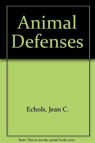9780924886881: Animal Defenses