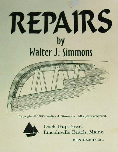 9780924947100: Repairs
