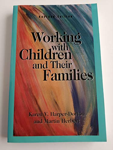9780925065285: Working With Children and Their Families