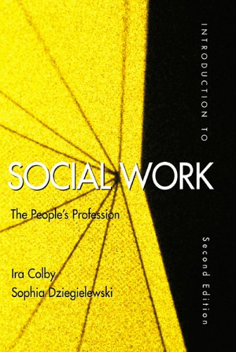 9780925065483: Introduction to Social Work: The People's Profession