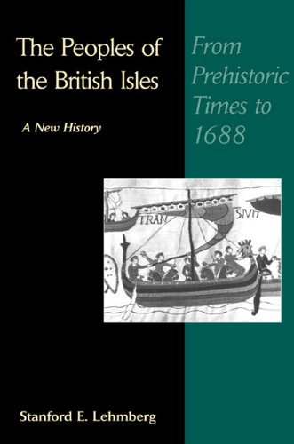 9780925065544: The Peoples of the British Isles: A New History : From Prehistoric Times to 1688