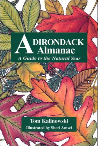 9780925168672: Adirondack Almanac: A Guide to the Natural Year
