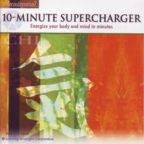 9780925480057: 10 Minute Supercharger - Paraliminal CD