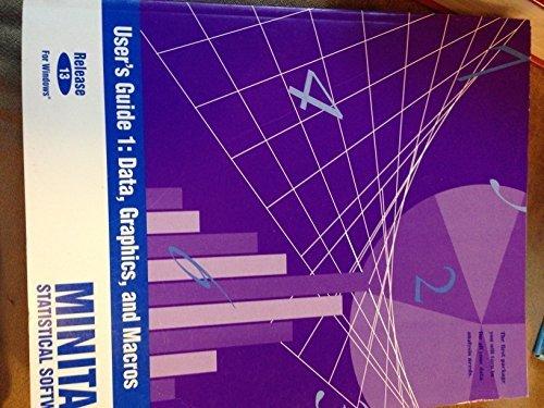 Minitab User's Guide 1: Data Graphics and: Minitab