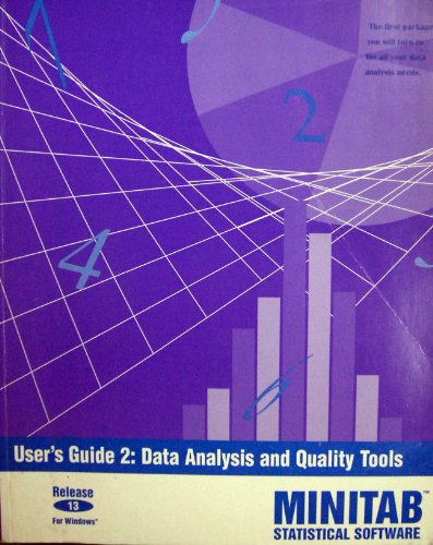 9780925636447: Data Analysis and Quality Tools User's Guide 2