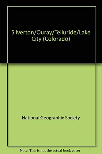 9780925873927: Trails Illustrated - Colorado-Silverton/Telluride (Colorado)