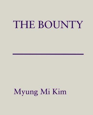 9780925904218: The Bounty