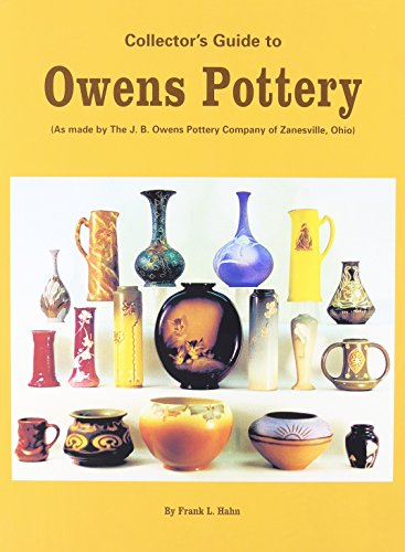 9780926110038: Collector's Guide to Owens Pottery