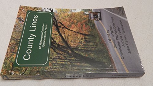 County Lines: 87 Minnesota Counties, 130 Minnesota: Bengston, David; Donovan,