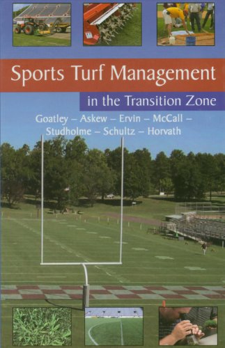 9780926487345: Sports Turf Management in the Transition Zone