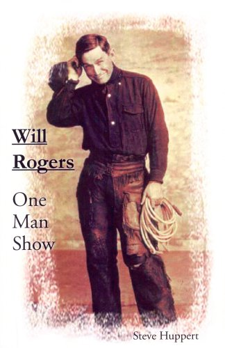 9780926487390: Will Rogers: One Man Show