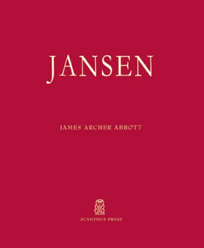 9780926494336: Jansen (20th Century Decorators S.)