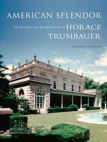 9780926494411: American Splendour: The Residential Architecture of Horace Trumbauer