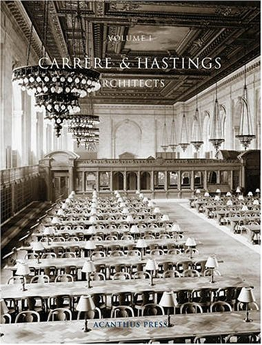 Carrere & Hastings Architects: Mark A Hewitt,