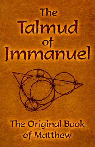 9780926524125: The Talmud of Jmmanuel: The Clear Translation in English and German