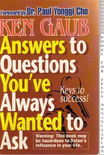 9780926557567: Answers to Questions You'Ve Always Wanted to Ask