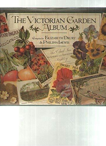 9780926684126: Victorian Garden Album