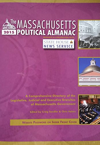 9780926766426: The Massachusetts Political Almanac 2015 (Massachuestts Political Almanac)