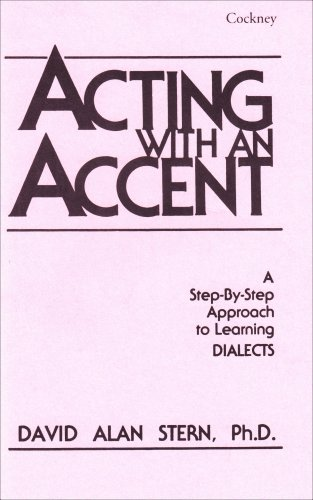 9780926862012: Acting With an Accent/Cockney