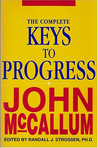 9780926888012: THE Complete Keys to Progress