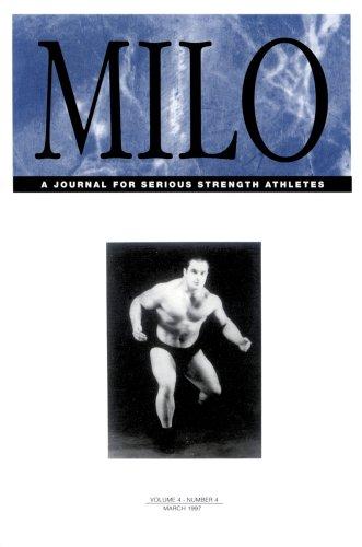 9780926888302: MILO: A Journal for Serious Strength Athletes, Vol. 4, No. 4