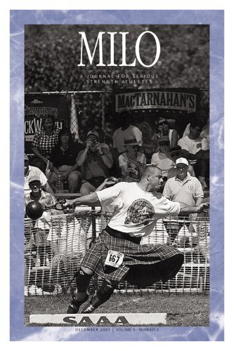 9780926888494: MILO: A Journal for Serious Strength Athletes, Vol. 9, No. 3