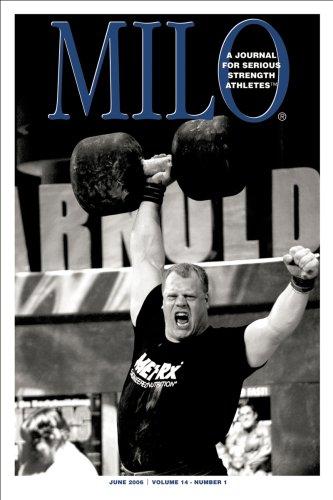 9780926888678: MILO: A Journal for Serious Strength Athletes Vol. 14, No.1