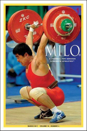 9780926888913: MILO: A Journal for Serious Strength Athletes, Vol. 18, No. 4