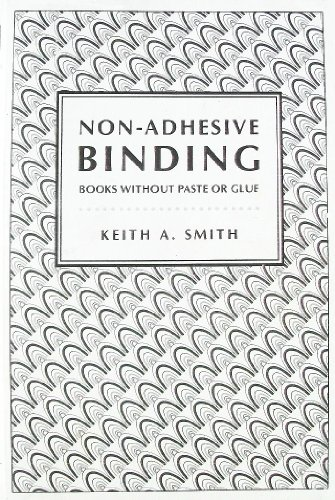 9780927159043: Non-Adhesive Binding: Books Without Paste or Glue