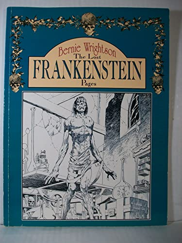 9780927203081: The Lost Frankenstein Pages