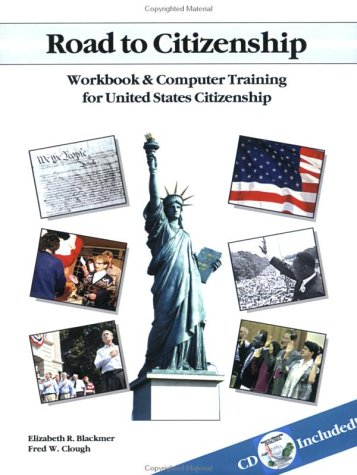 9780927365581: Road to Citizenship (Workbook & CD)