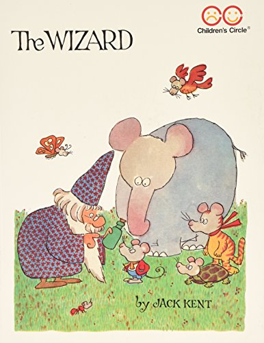 Wizard (PB300) (092737000X) by Kent, Jack