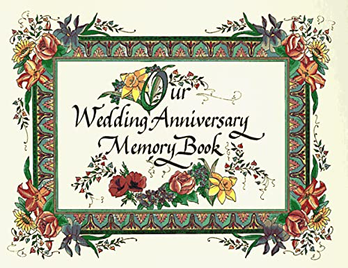 9780927510998: Our Wedding Anniversary Memory Book