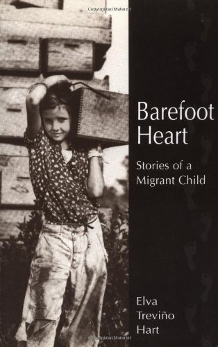 9780927534819: Barefoot Heart: Stories of a Migrant Child