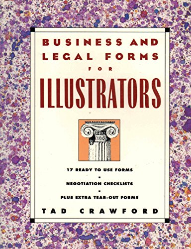 9780927629027: Business and Legal Forms for Illustrators