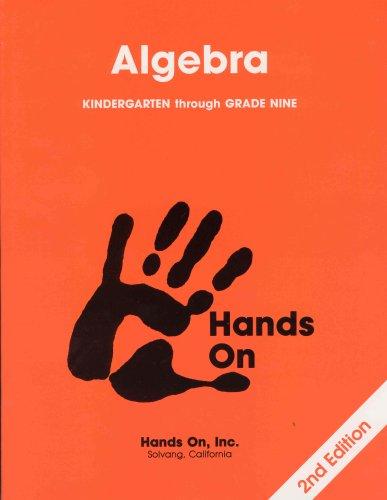 9780927726030: Hands on Algebra Kindergarten through Grade Nine