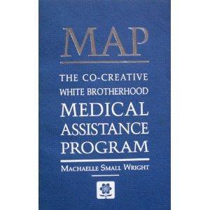 9780927978057: MAP: The Co-Creative White Brotherhood ... on