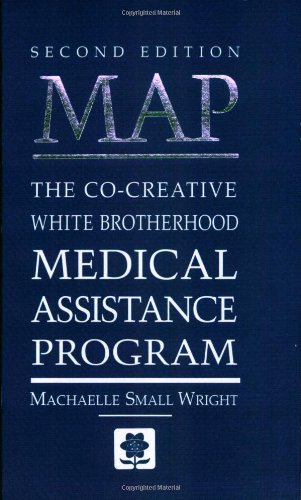 9780927978194: Map: Co-Creative White Brotherhood Medical Assistance Program