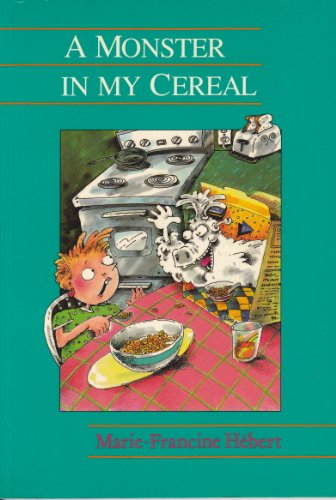 9780929005126: Monster in my Cereal (The Poppy Series)