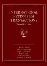 9780929047423: International Petroleum Transactions