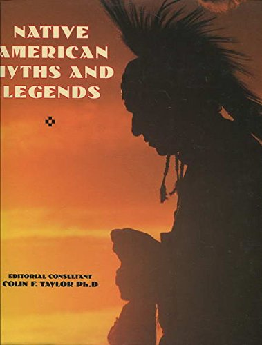 9780929050577: Native American Myths And Legends
