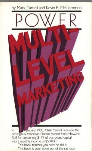 9780929059013: Power Multi-Level Marketing